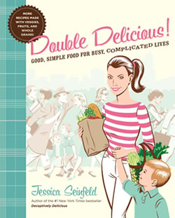 Double Delicious!: Good, Simple Food for Busy, Complicated Lives [Hardcover-spiral]